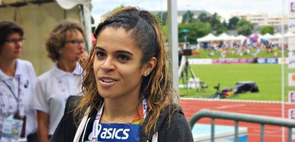 Corane Gazeau a décidé il y a deux ans seulement de monter sur 800m.