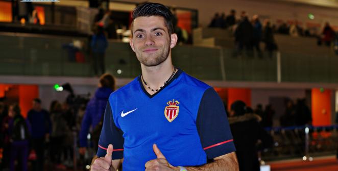 Valentin Lavillenie heureux d'avoir repris le chemin de la compétition à Rennes.