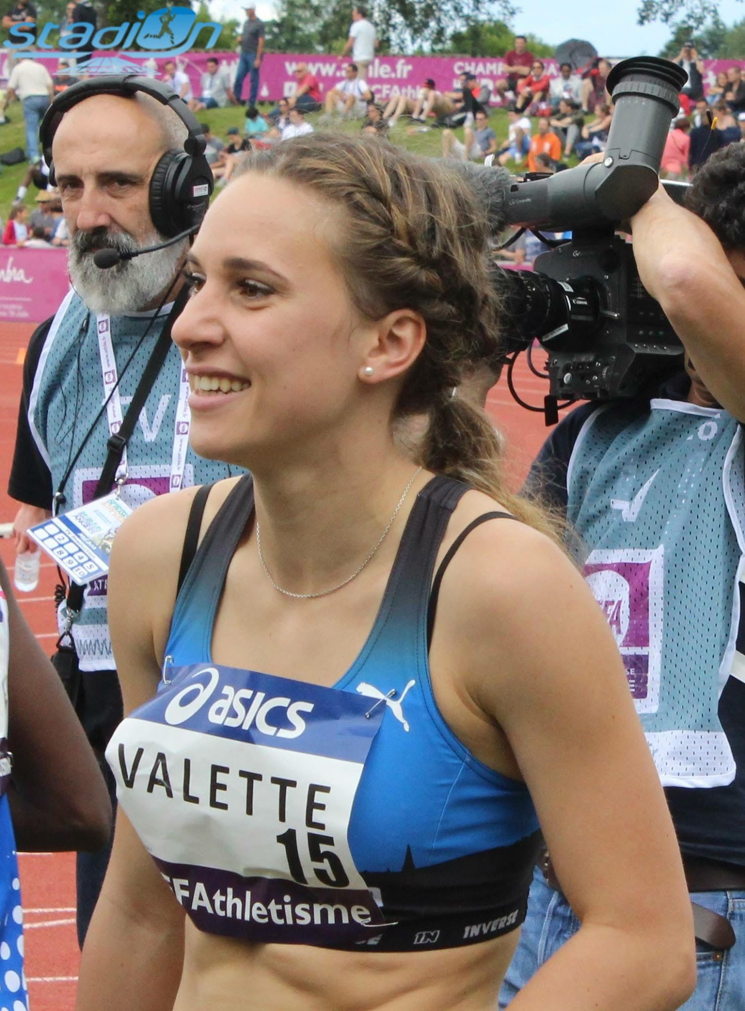 Laura Valette sur la trace des plus grandes