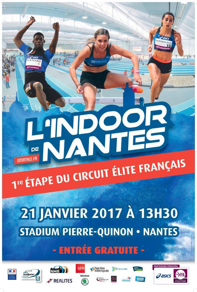 Conférence de presse du Meeting de Nantes en live