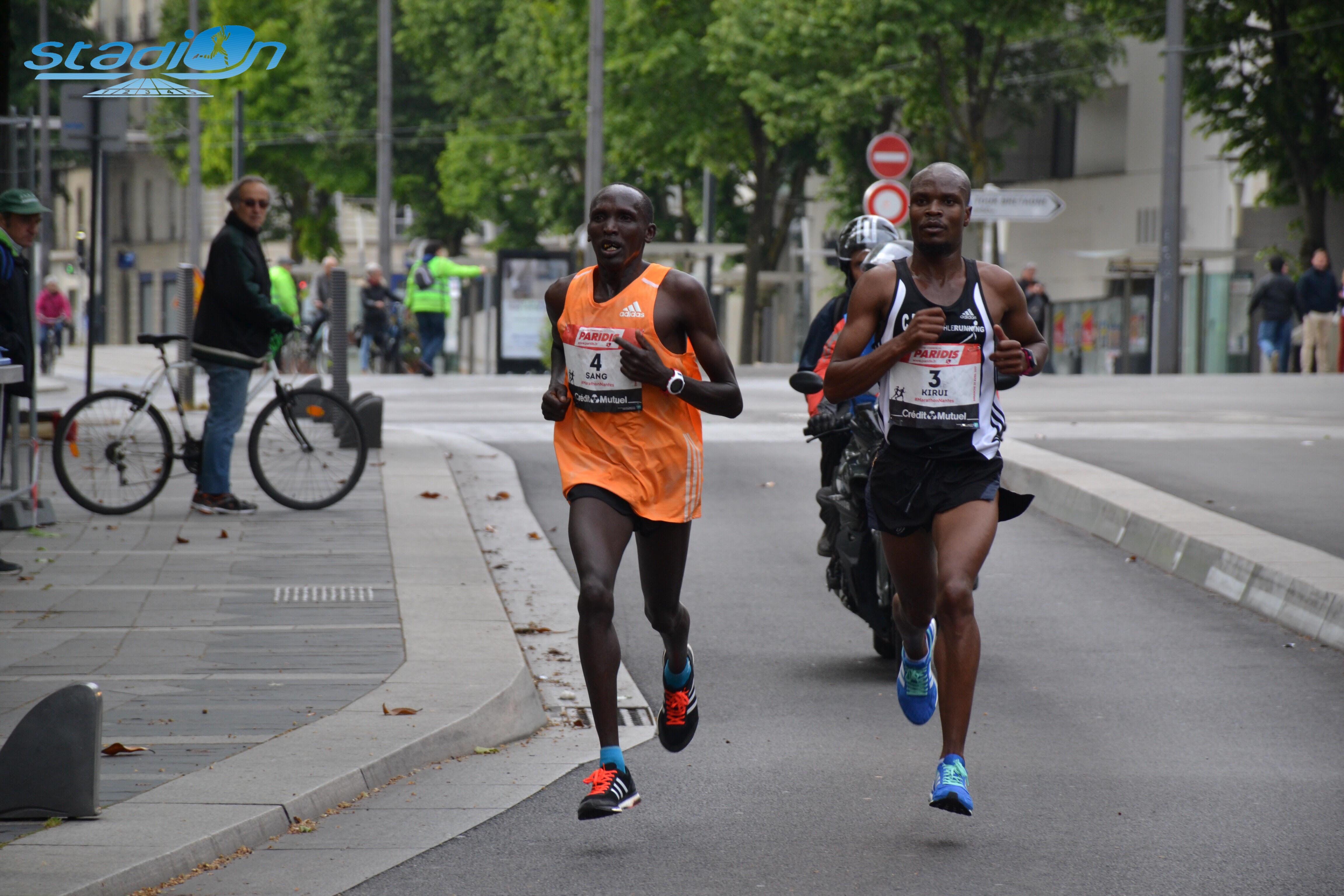 Marathon de Nantes : Le royaume des Kenyans