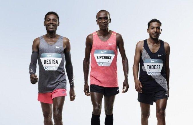 Record du monde du marathon pour Eliud Kipchoge