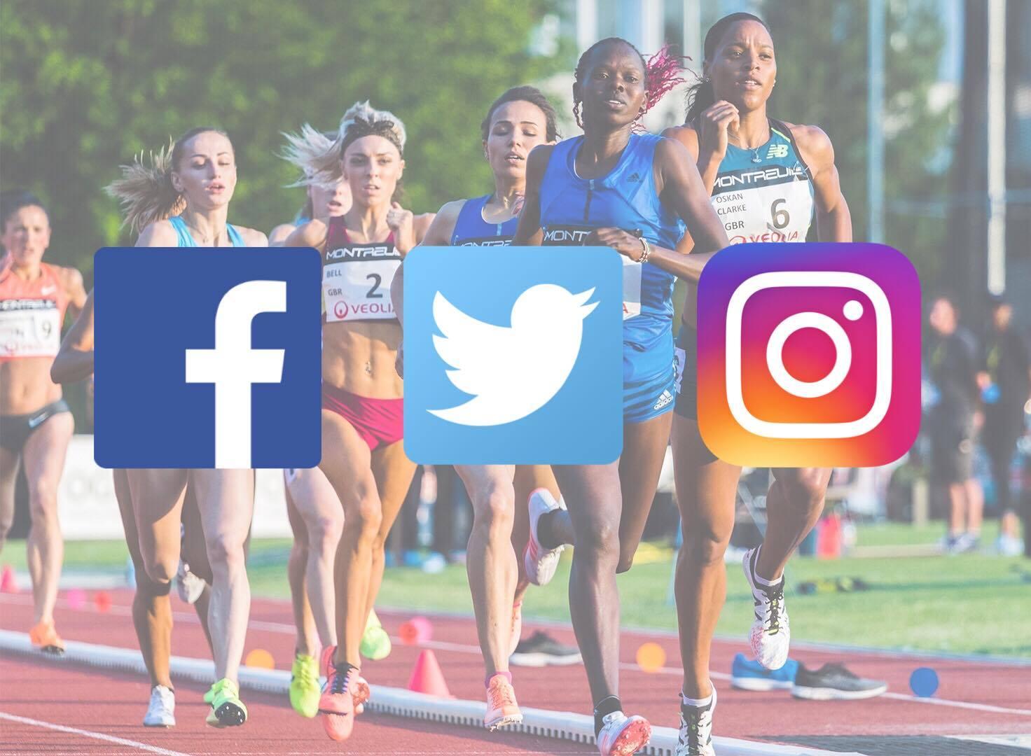 Qui sont les athlètes français les plus suivis sur réseaux sociaux ?