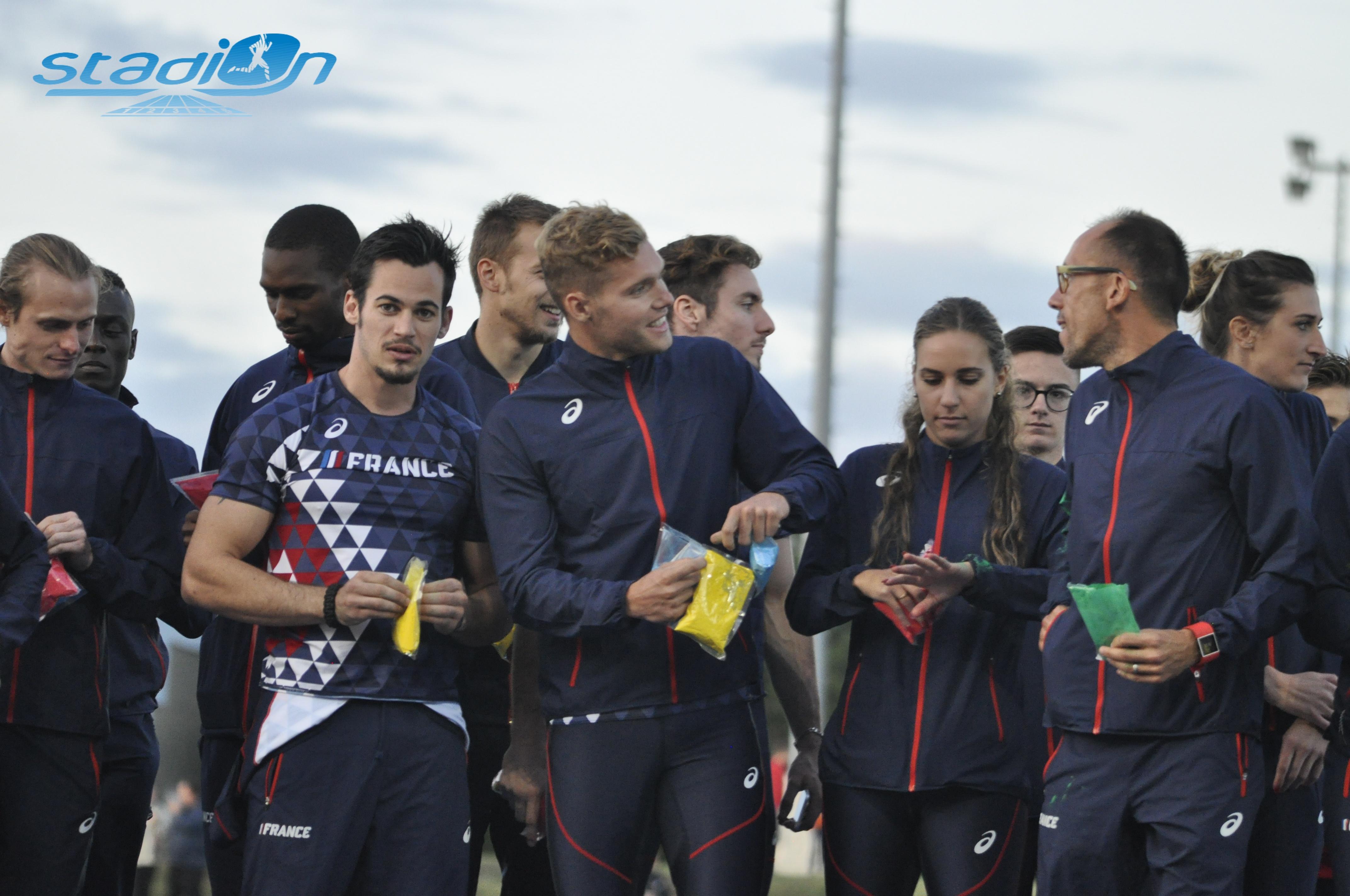 Les athlètes français réagissent à la désignation de Paris pour les Jeux olympiques 2024