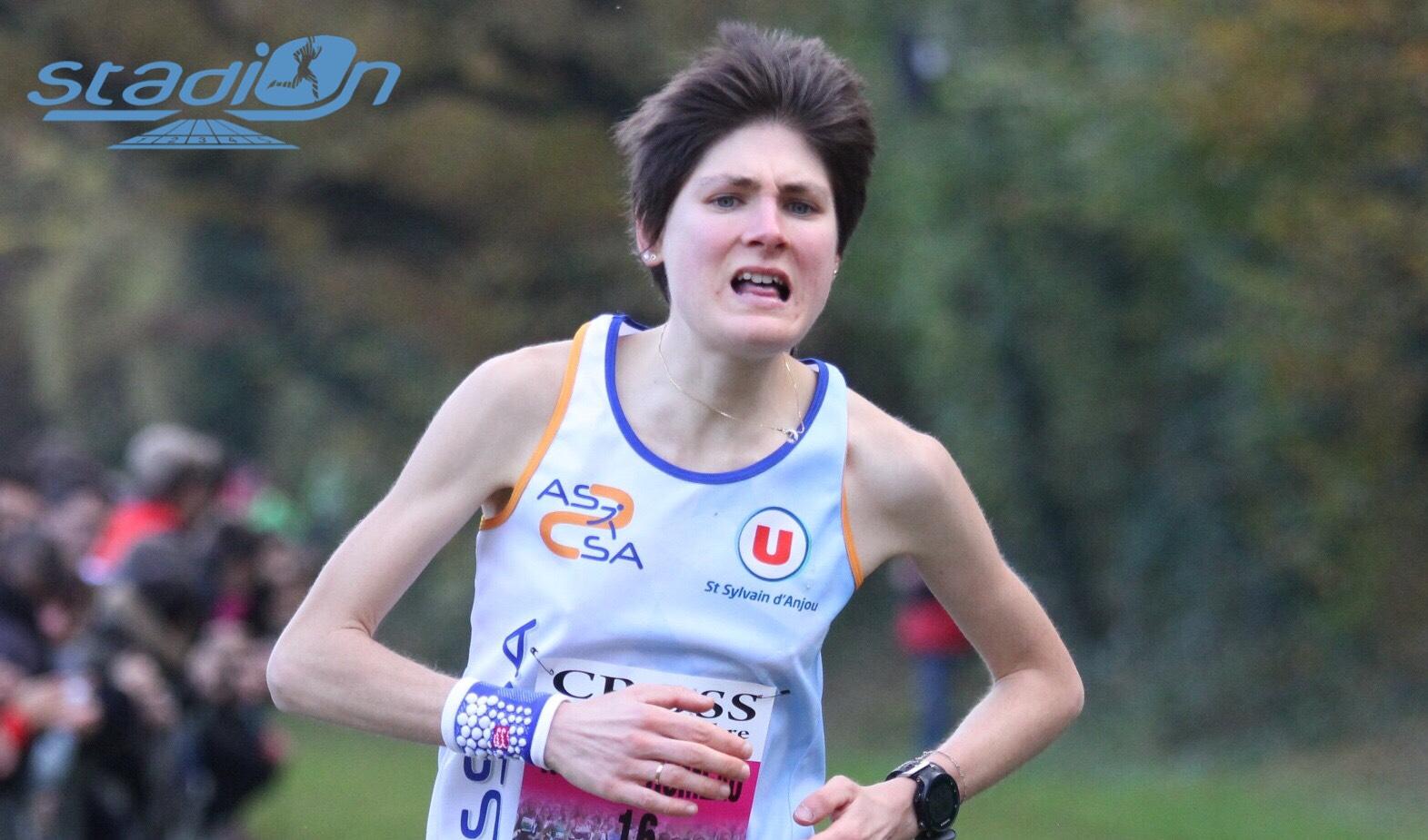 Championnats de France de Cross FFSU : Perrine Rosala-Humeau et Yann Schrub sacrés