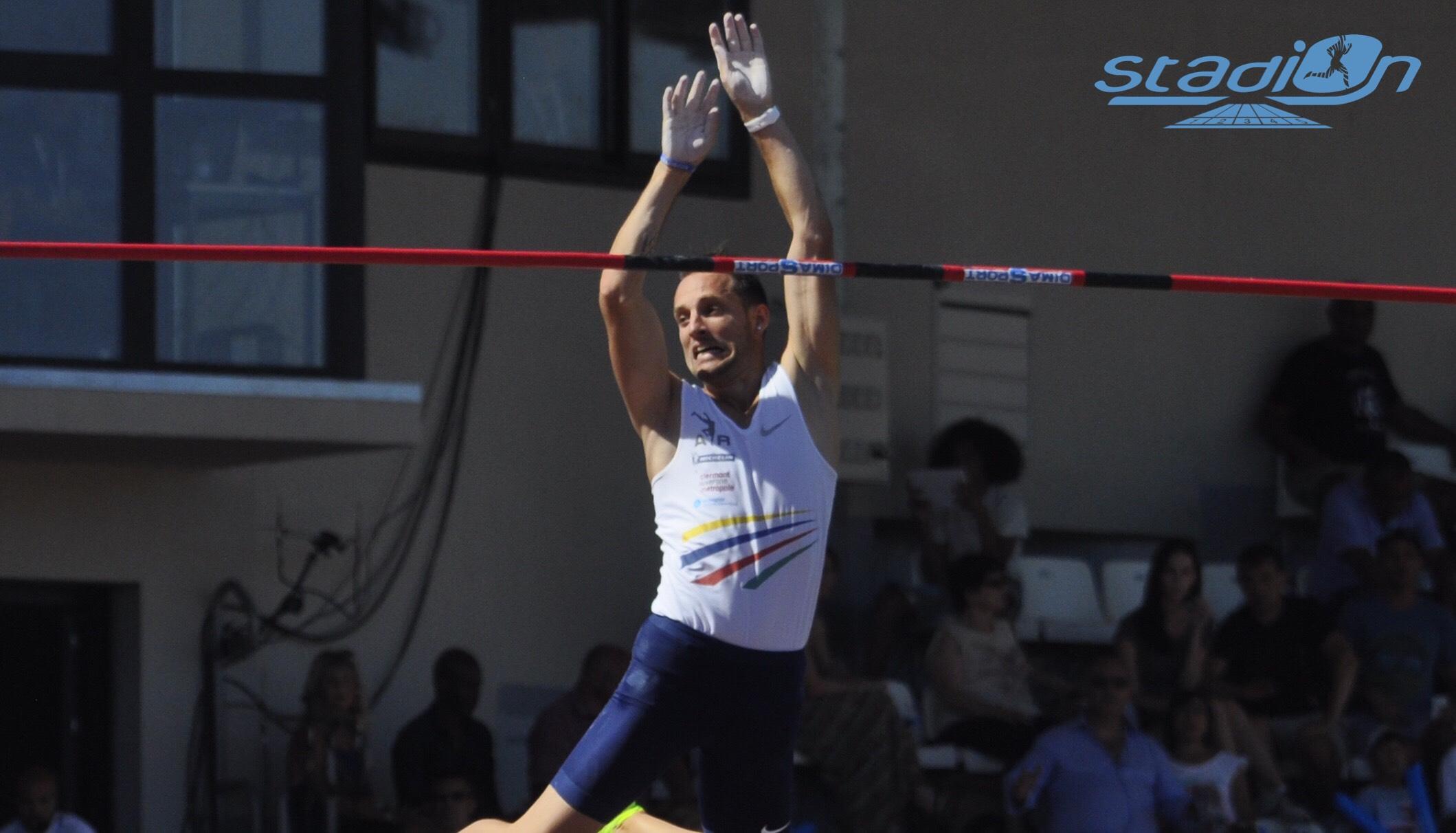Open Indoor de Tignes : Renaud Lavillenie reprend à 5,81 m