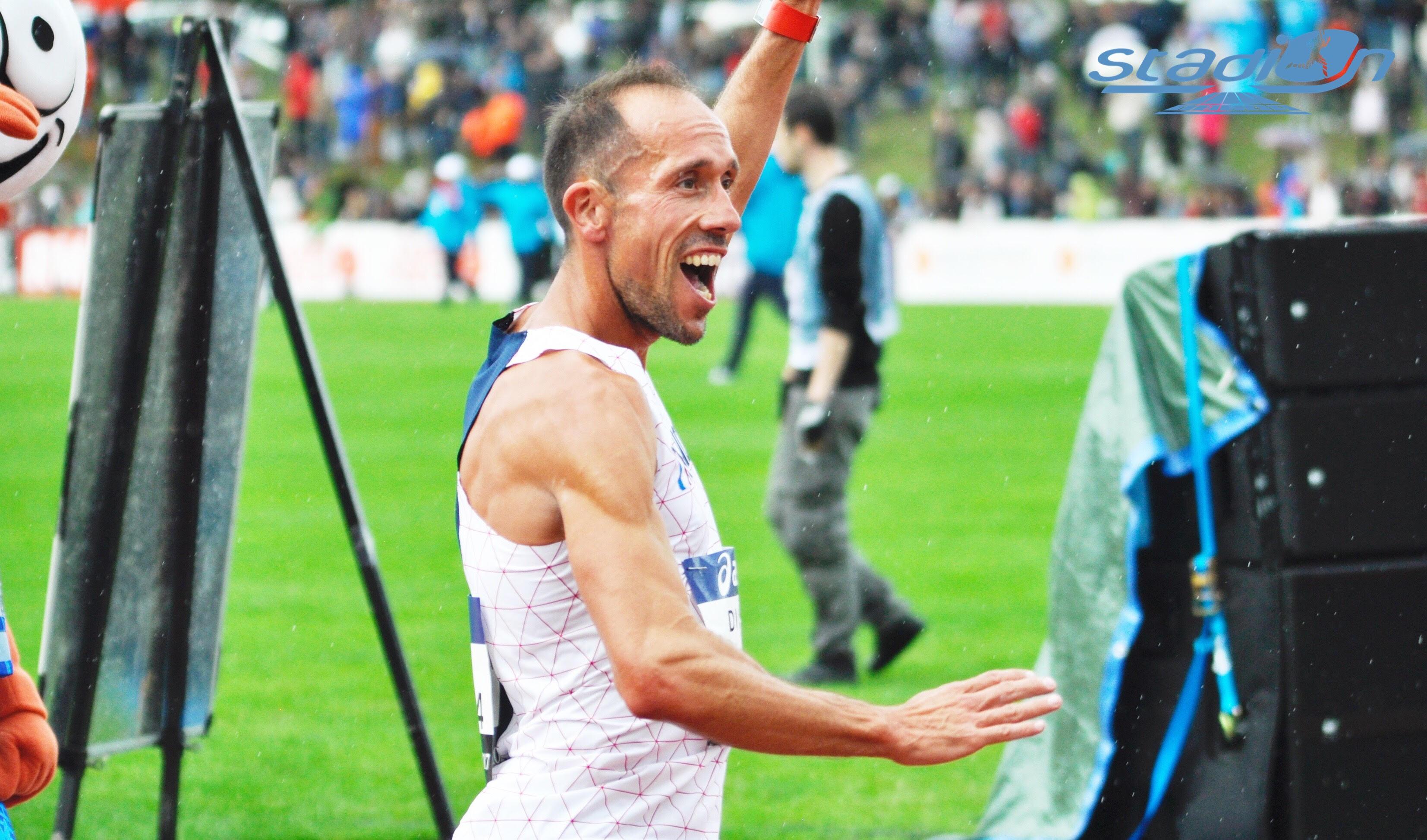 Coupe d'Europe de marche : Yohann Diniz en patron