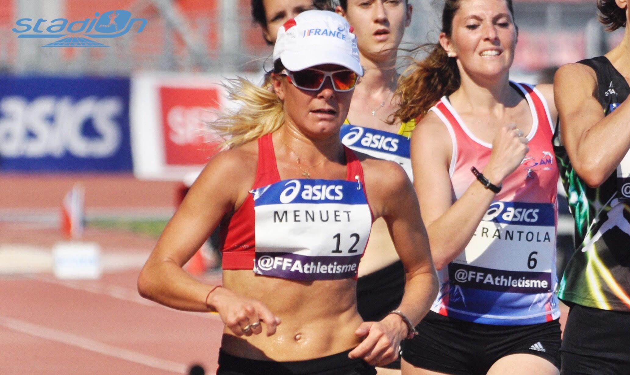 Championnats de France de marche : Gabriel Bordier et Emilie Menuet victorieux