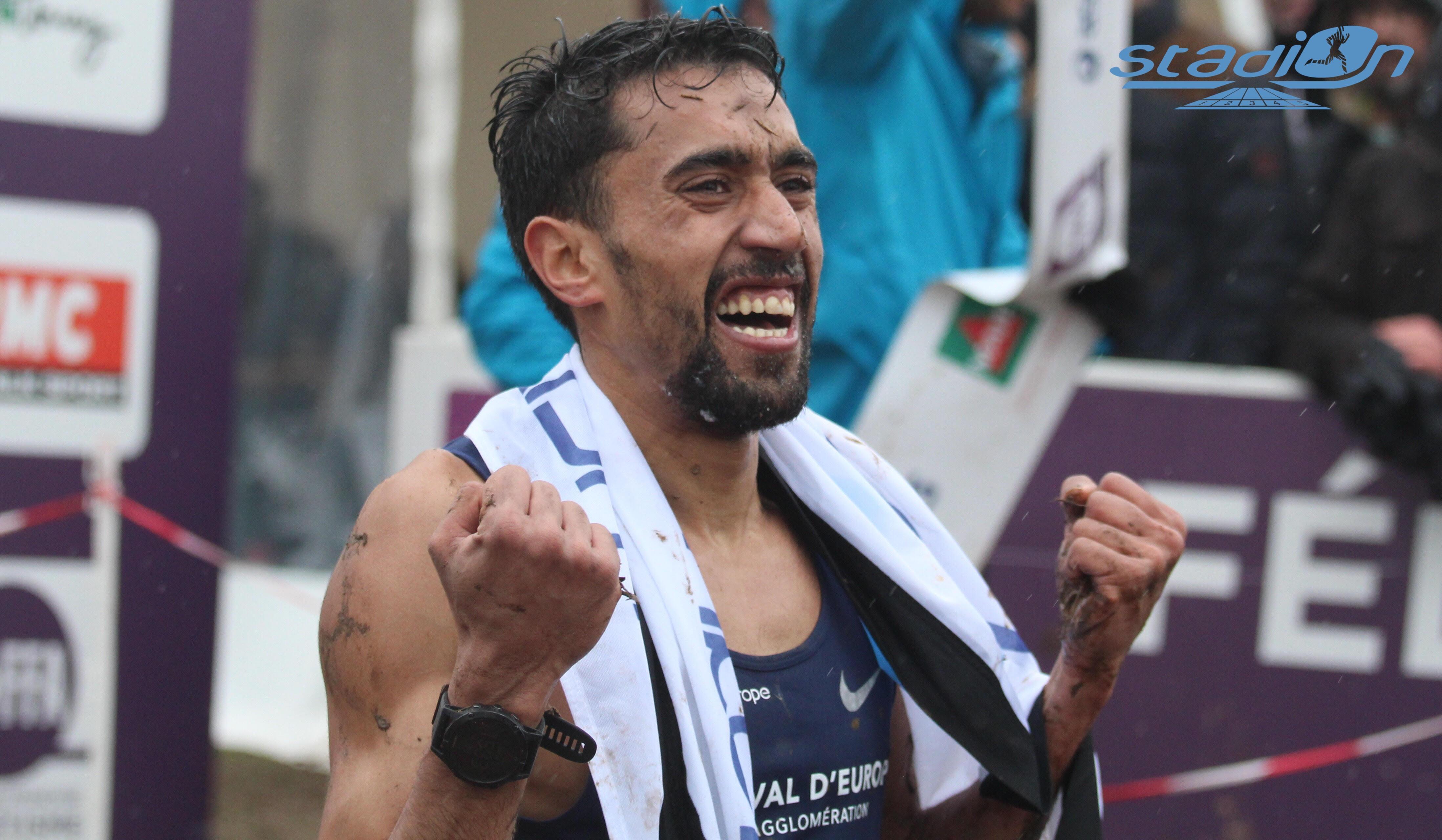Championnats de France de cross-country : Amdouni et Duarte chantent sous la pluie