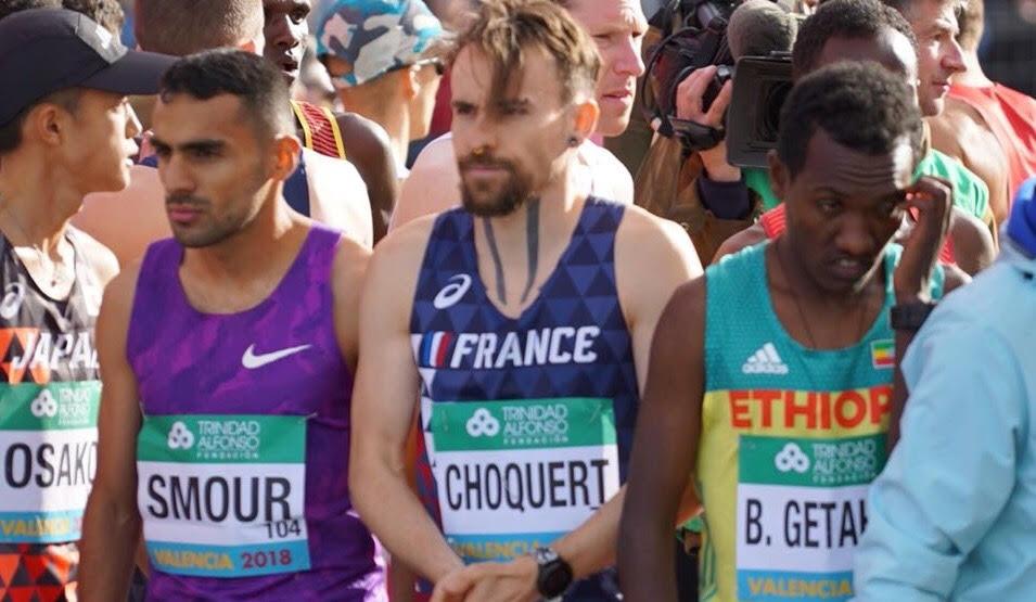 Championnats du monde de semi-marathon : Choquert et Calvin sortent du lot
