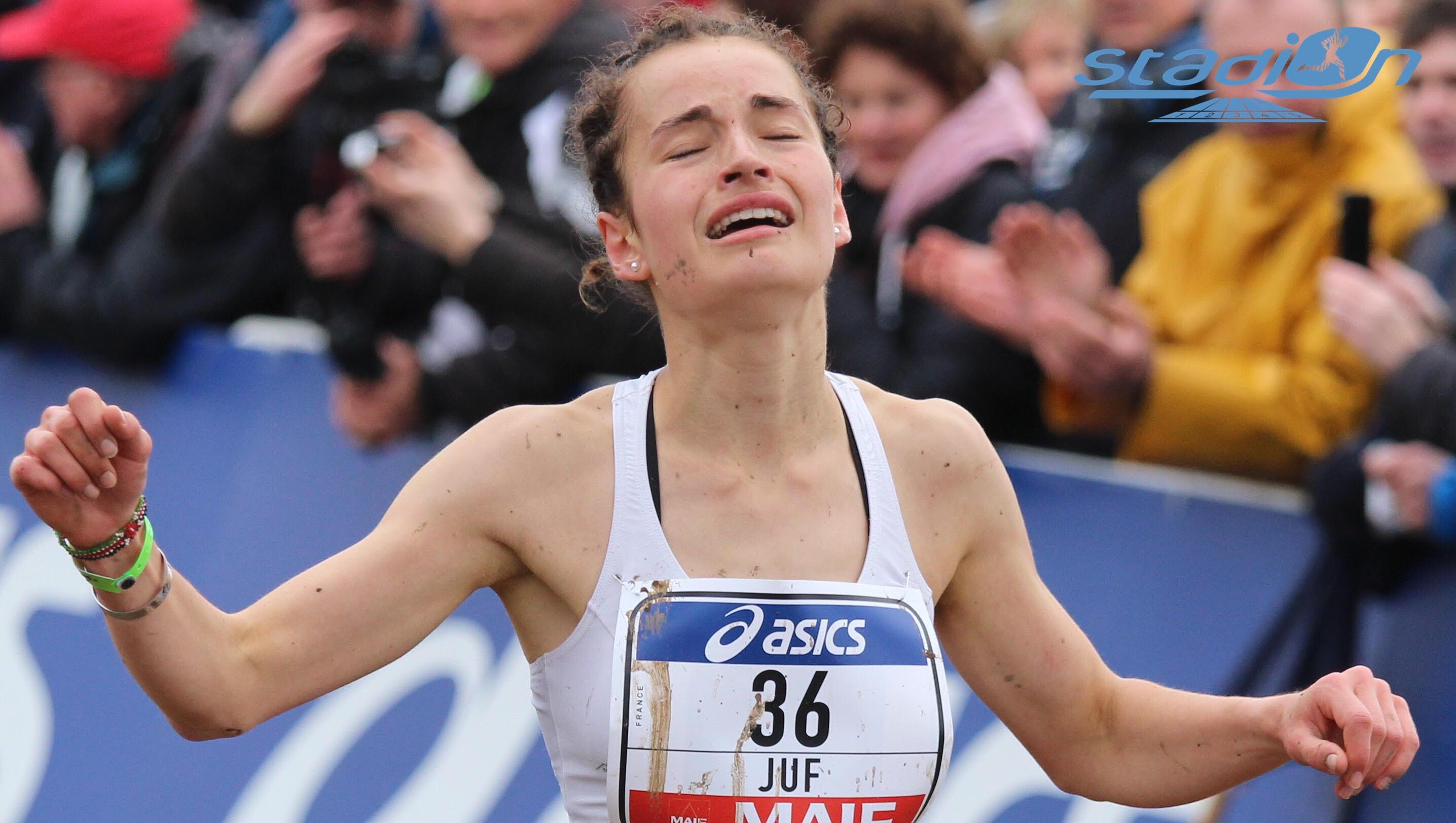Championnats du monde scolaire de cross-country : Emilie Renaud intègre le top 10