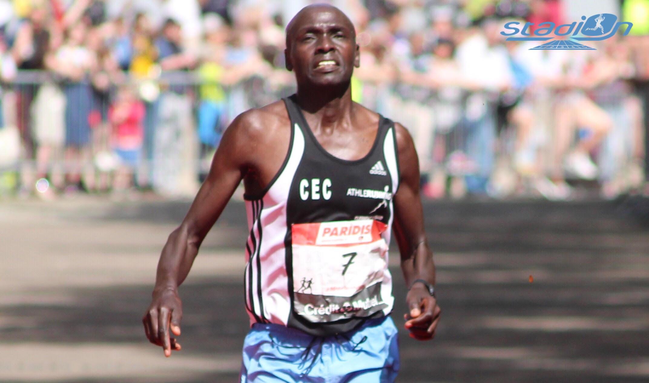 Marathon de Nantes : Wilson Kebenei au-dessus du lot