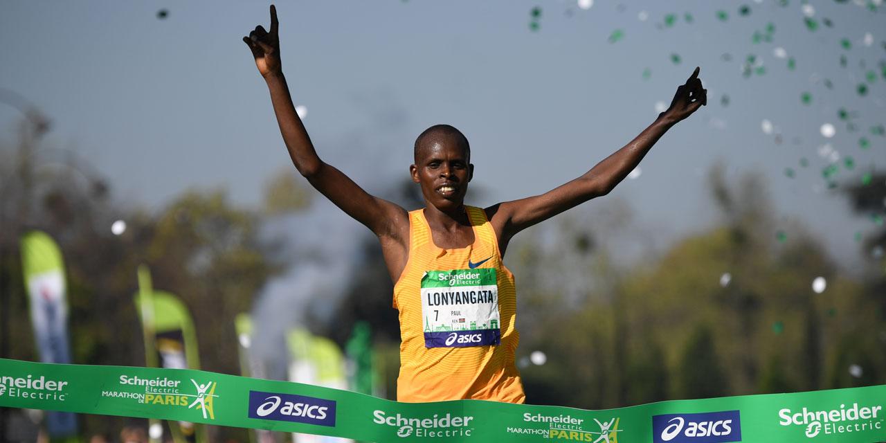 Marathon de Paris : Paul Lonyangata récidive