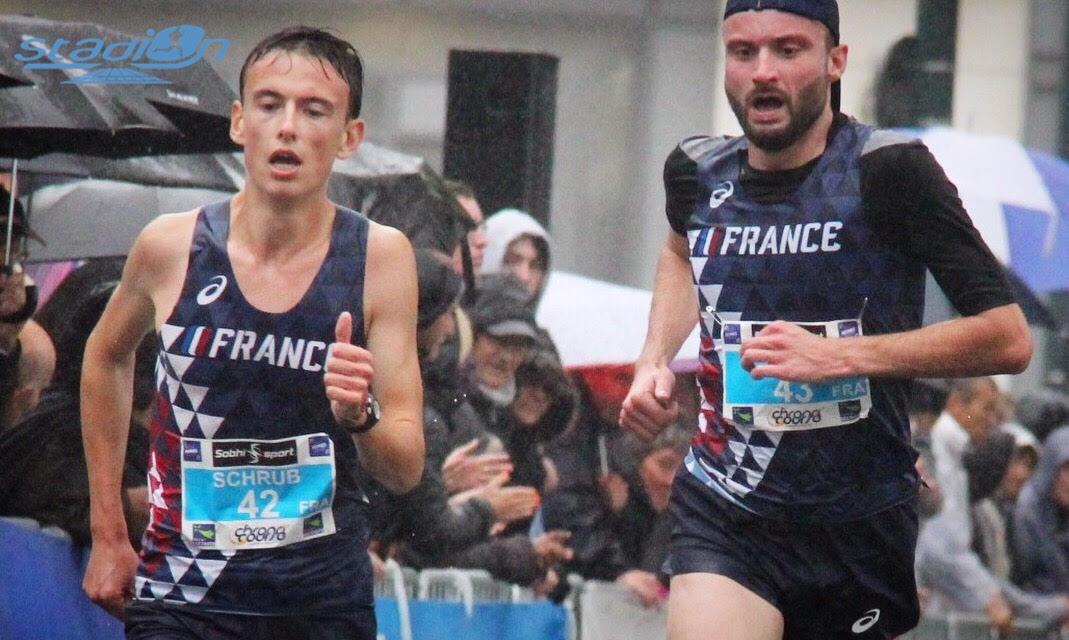 Championnats du Monde Universitaires de cross-country : Des places d'honneur pour les Bleus