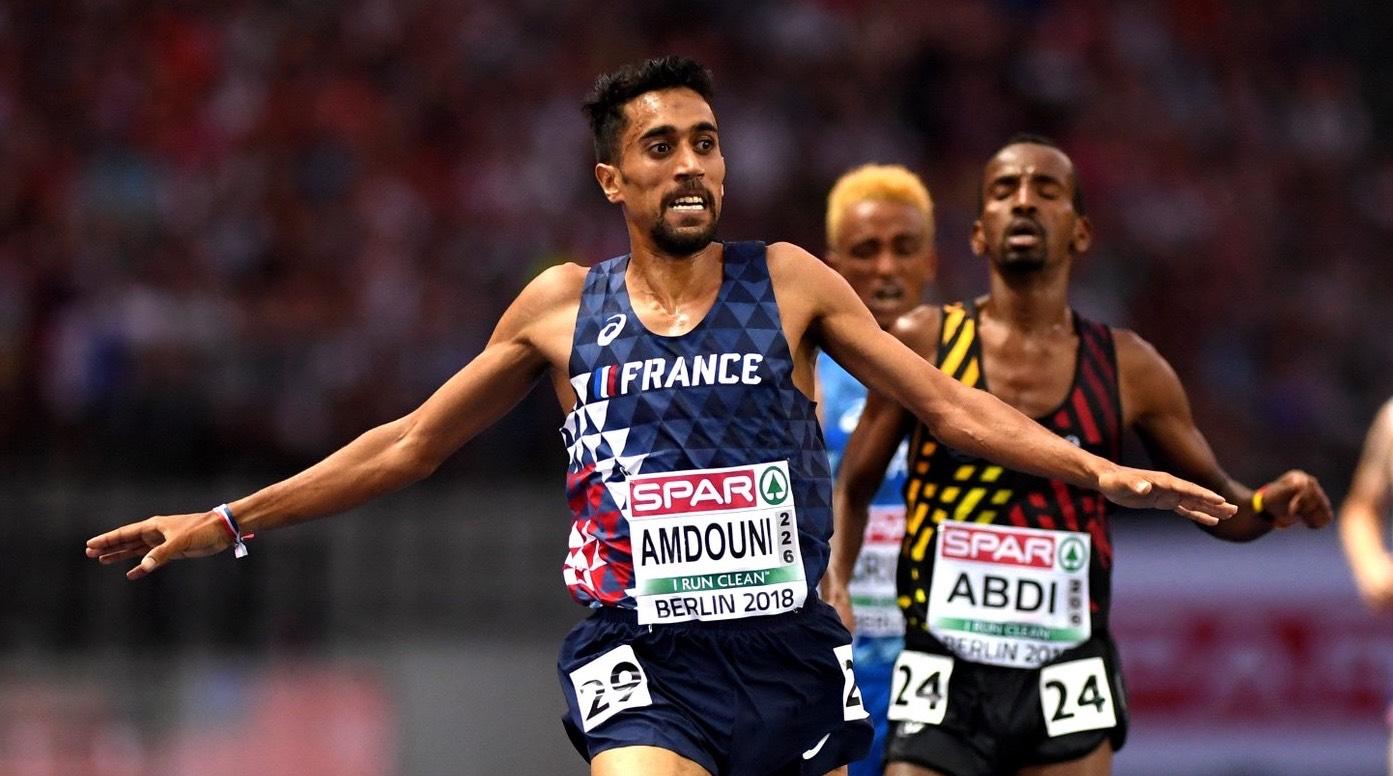 Championnats d'Europe : Morhad Amdouni ouvre le compteur bleu