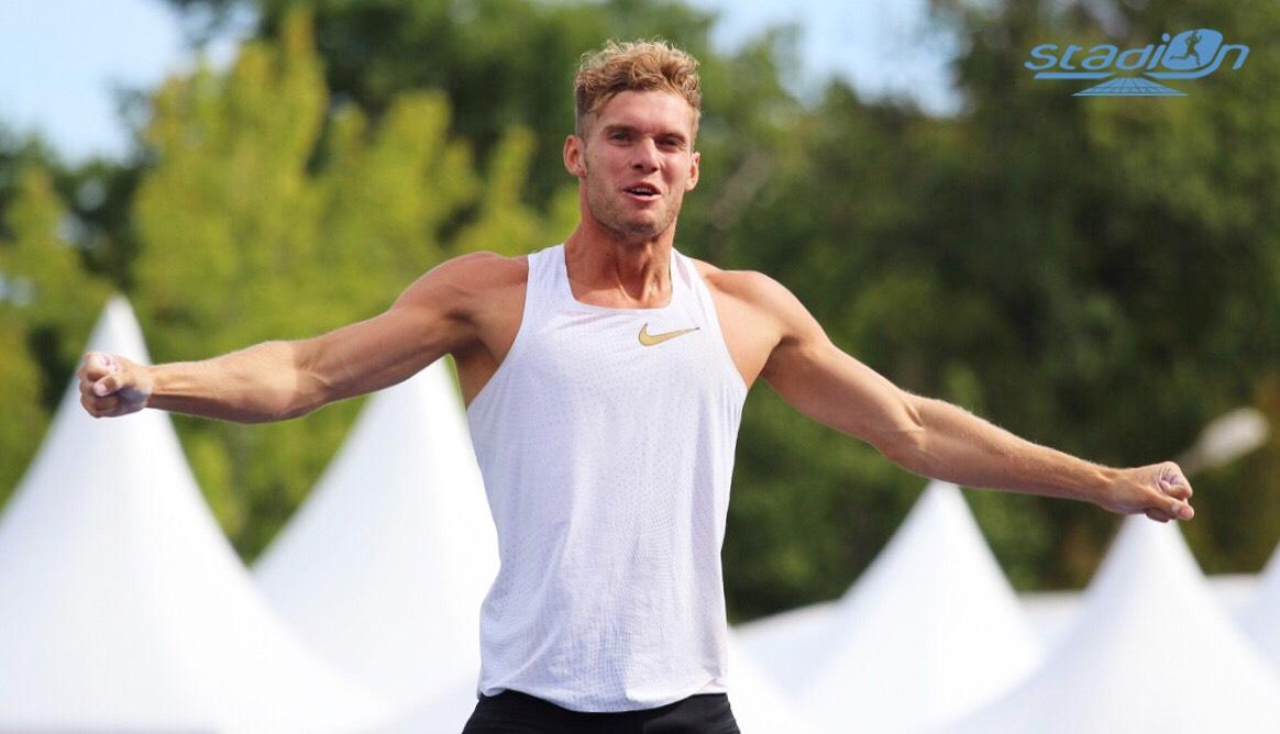 Athlète IAAF de l'année : Votez pour Kevin Mayer !