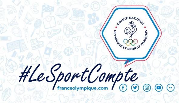 #LeSportCompte : Le mouvement sportif mobilisé