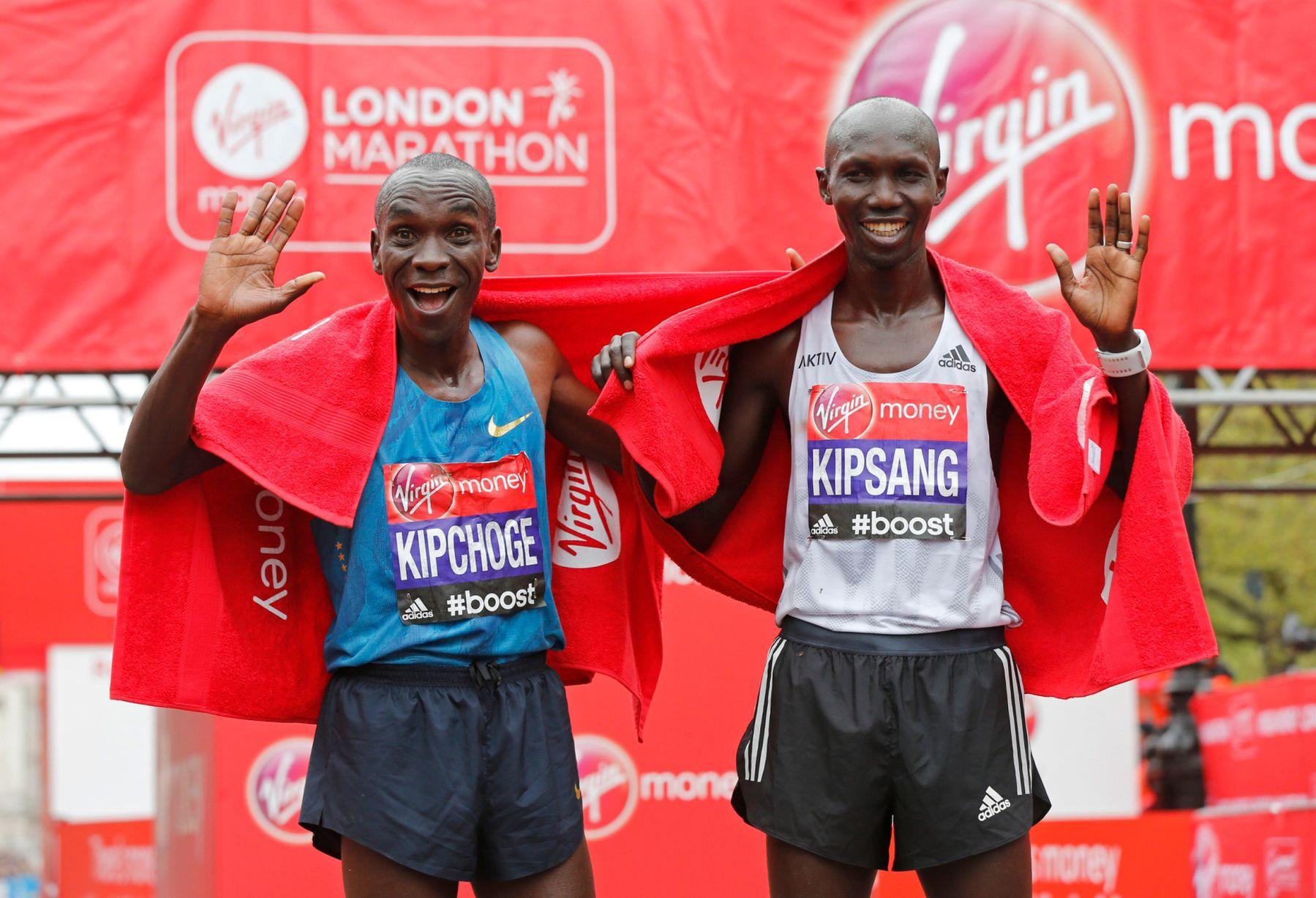 Marathon de Berlin: 2 géants pour un record du monde