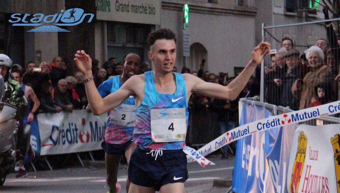 Record d'Europe du 10 km pour Julien Wanders