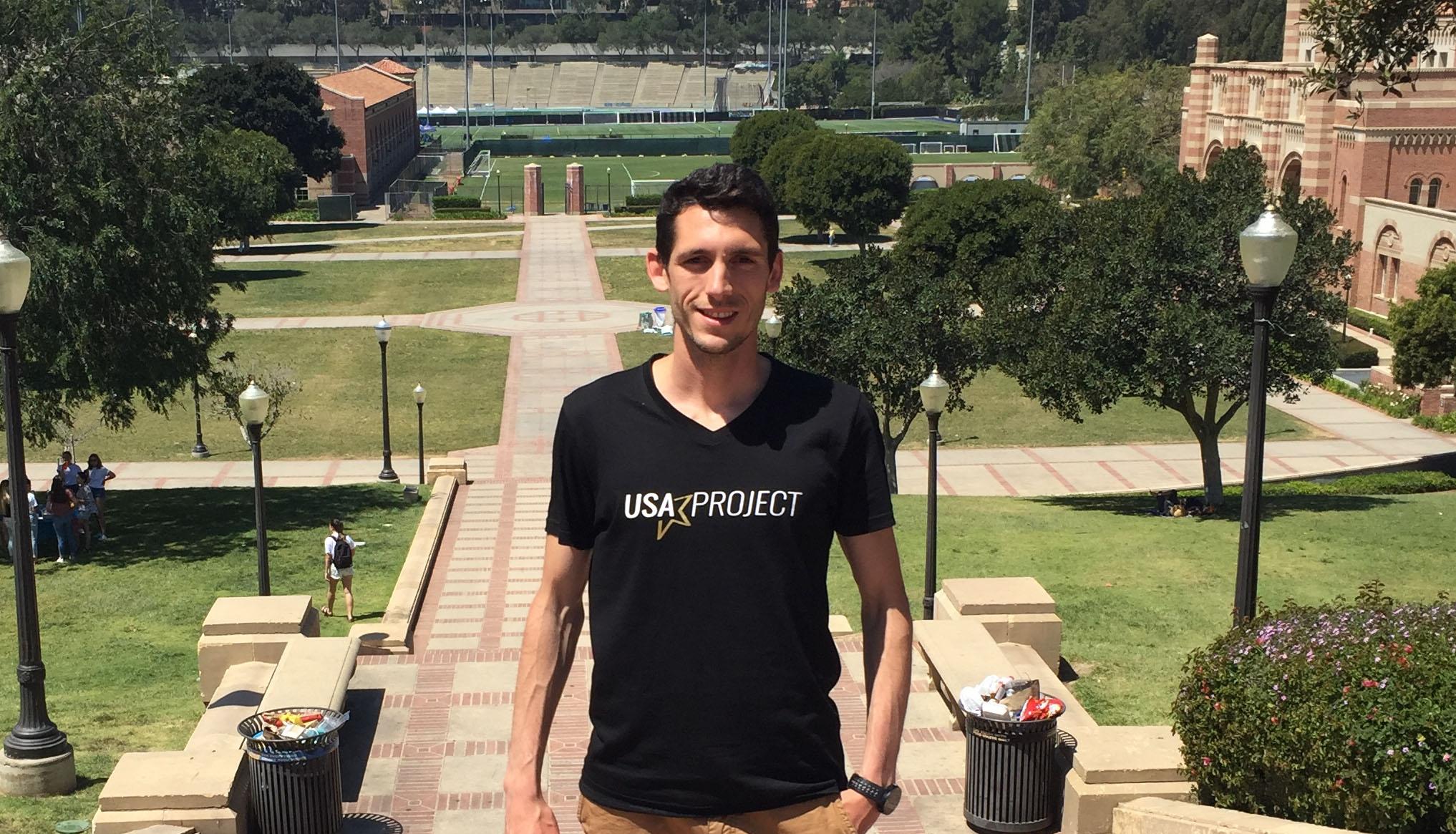 USA Project, le rêve américain avec Martin Casse