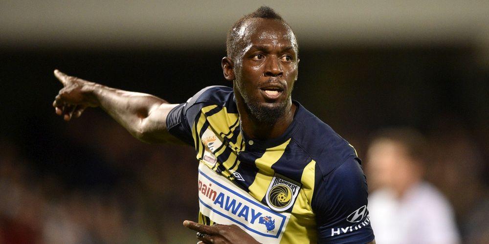 Usain Bolt marque un doublé pour sa première titularisation