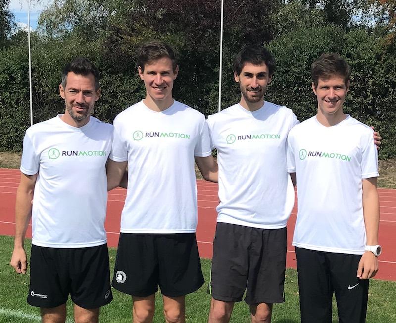 RunMotion, une appli qui permet aux coureurs d'atteindre leurs objectifs