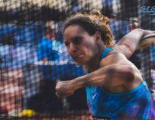 Mélina Robert-Michon a réalisé les minima pour les JO de Tokyo en expédiant son disque à 64,14 m aux Championnats de France de lancers longs à Salon-de-Provence.