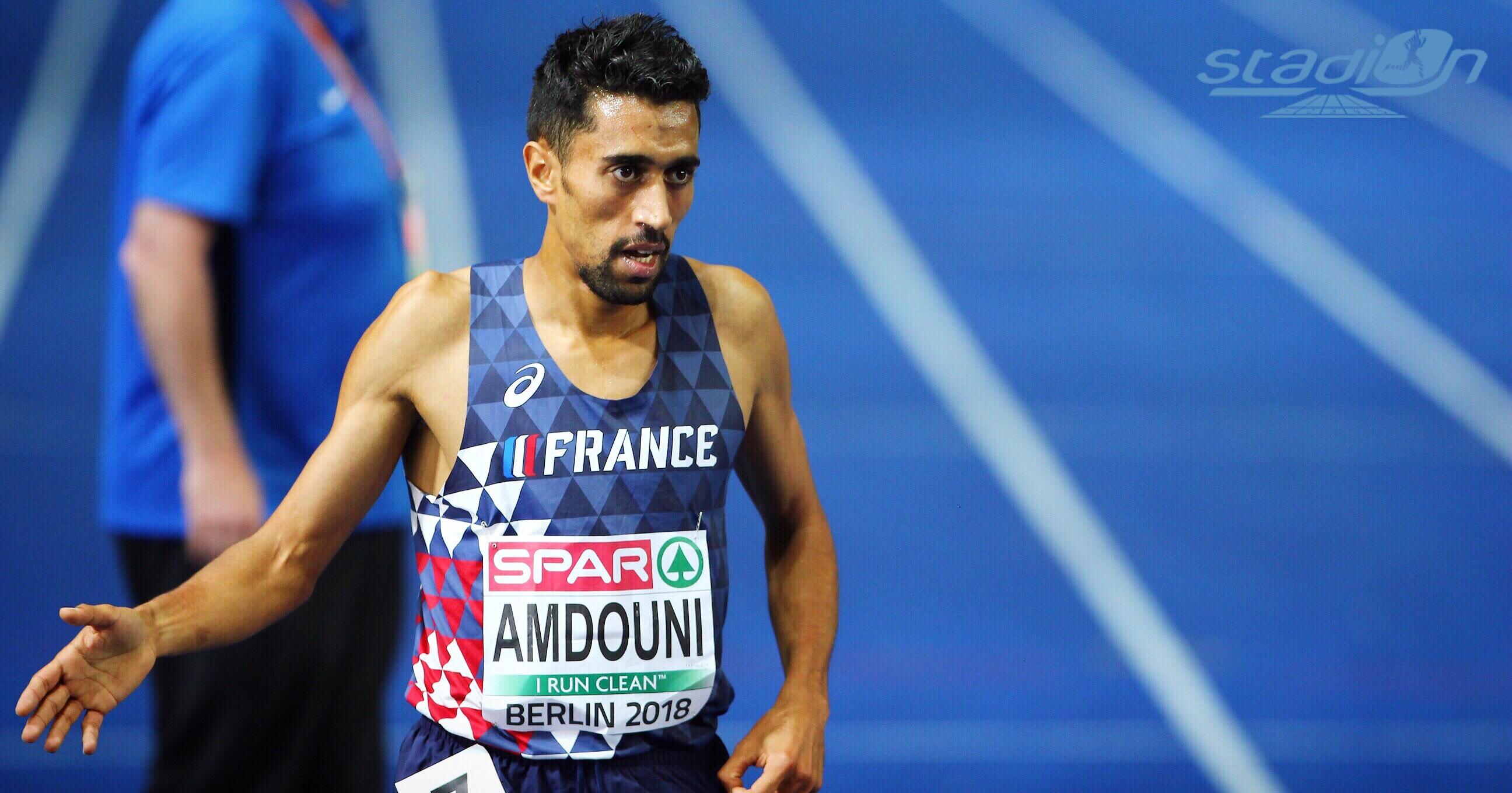 Morhad Amdouni va tenter de battre le record de France de l'heure sur piste