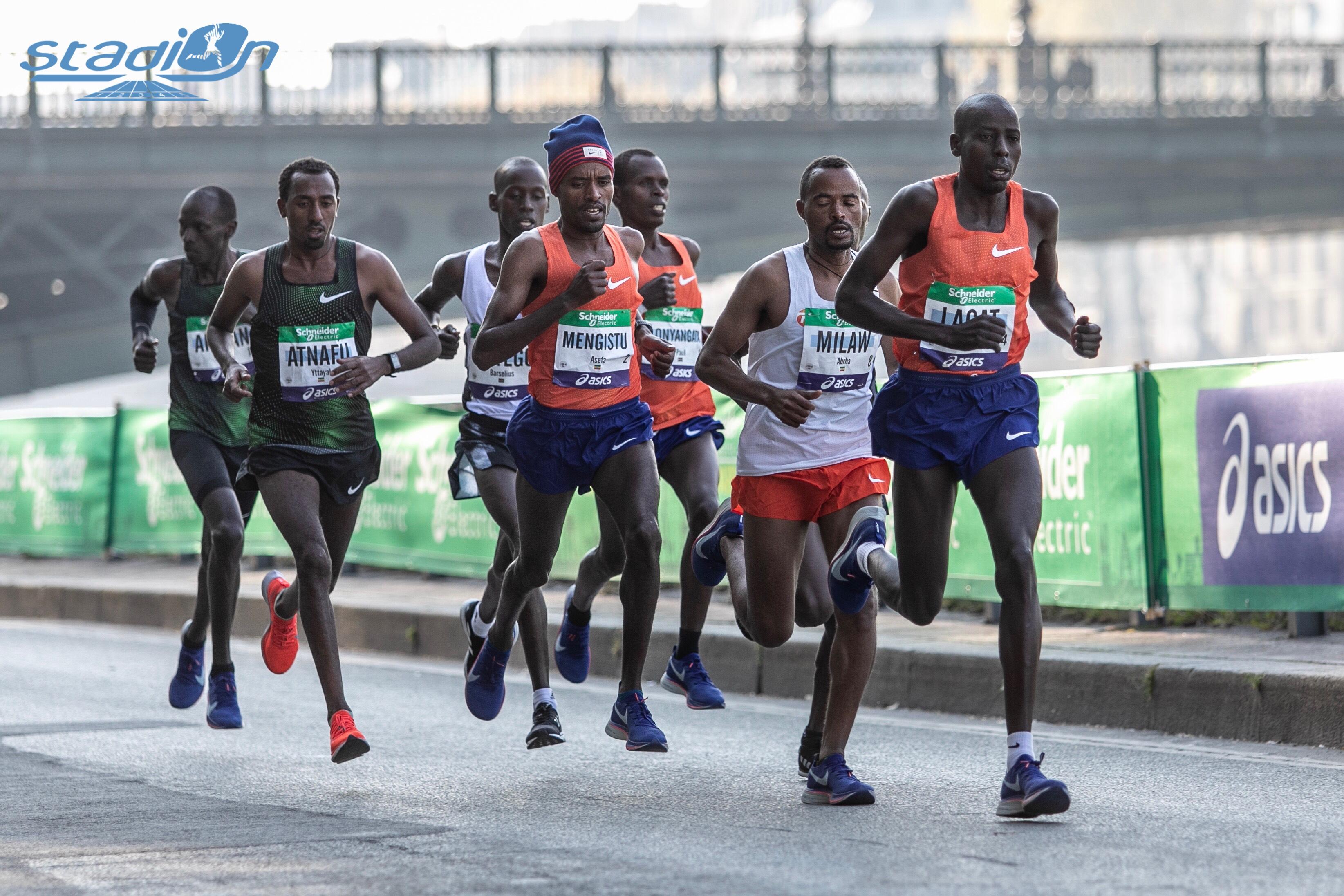 On était au Marathon de Paris
