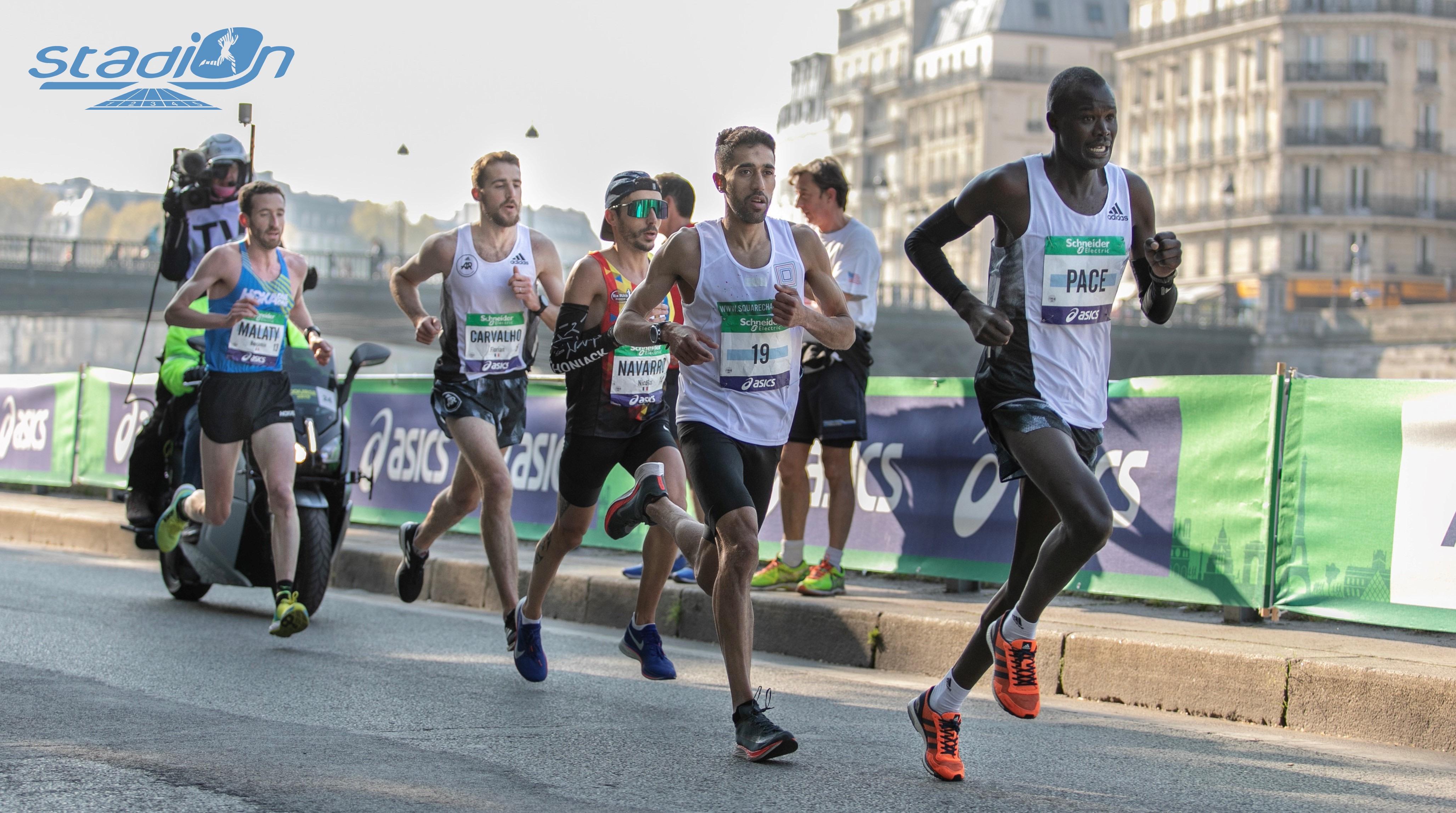 Le semi et le marathon de Paris reportés à nouveau