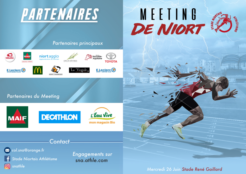 Meeting de Niort