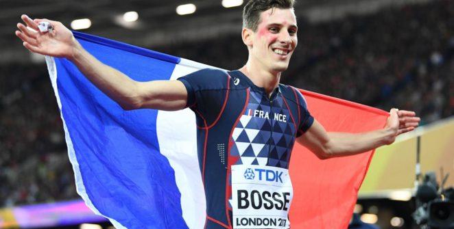 Pierre-Ambroise Bosse, sur le toit du monde !