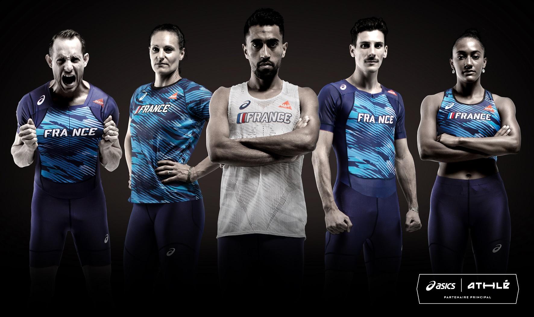 Découvrez la tenue des Bleus pour les Mondiaux de Doha