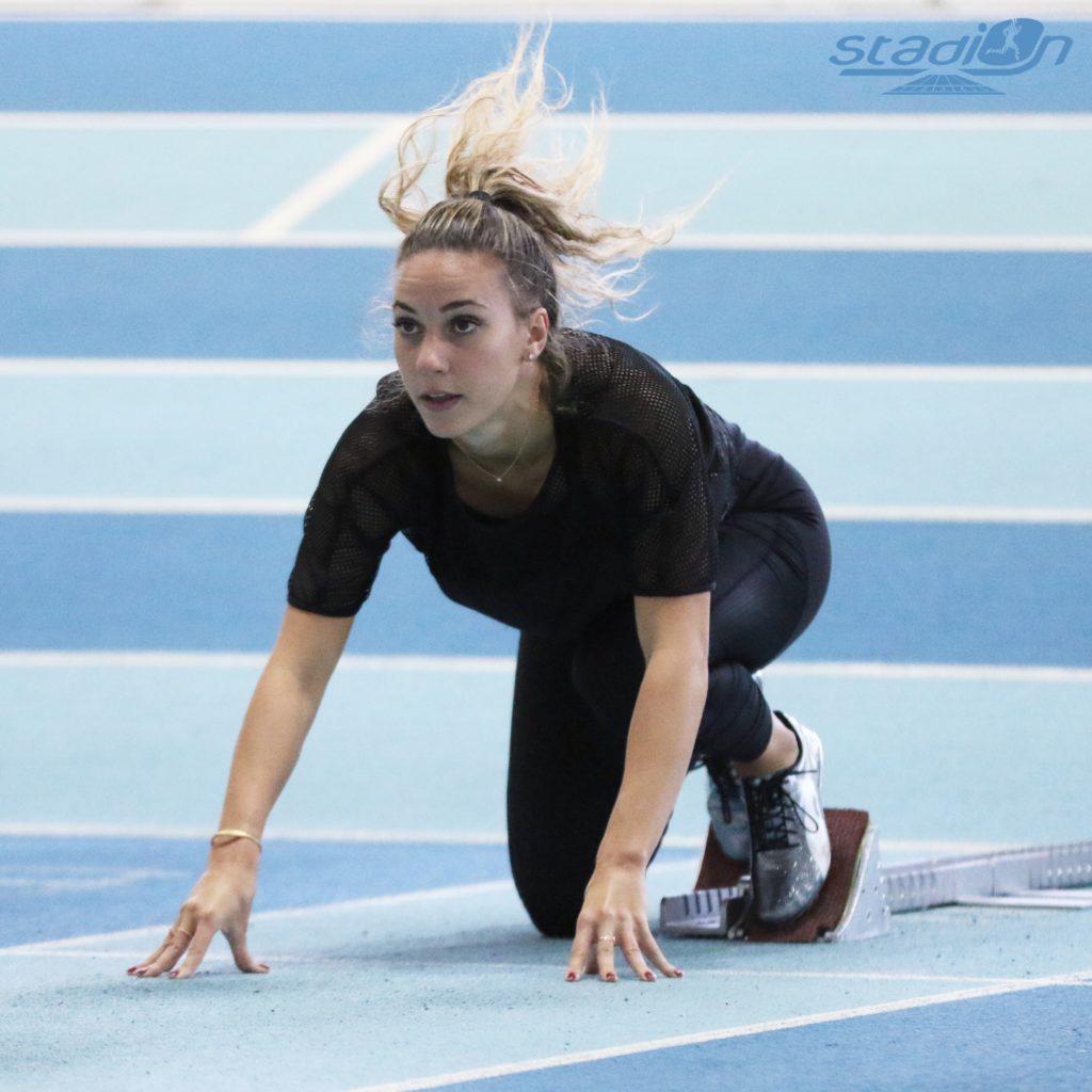 A quelques jours de son entrée en lice sur 100 m haies à Doha, Laura Valette s'est livrée à STADION-ACTU sur sa discipline, ses sensations et ses ambitions.