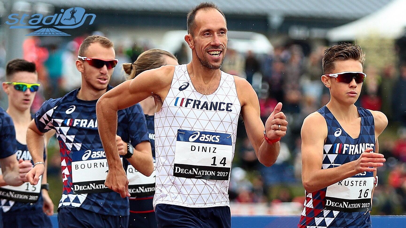 Championnats du Monde de Doha : Yohann Diniz jette l'éponge