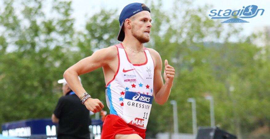 Championnats de France de 10 km : Jimmy Gressier à l'heure