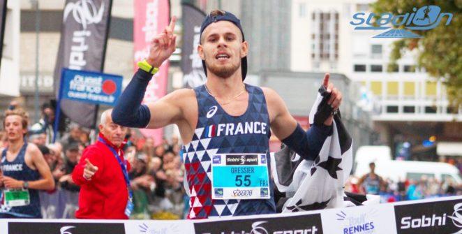 Les Bleuets Jimmy Gressier et Wilfried Happio figurent parmi la liste des dix nommés au titre d'Espoirs masculin européen de l'année, dévoilée par l'European Athletics.