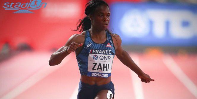 Carolle Zahi et Hilary Kpatcha ont remporté à Wuhan (Chine) les deux médailles d'or de la délégation française lors des Jeux Mondiaux militaires, en dominant respectivement le 100 m et la longueur.