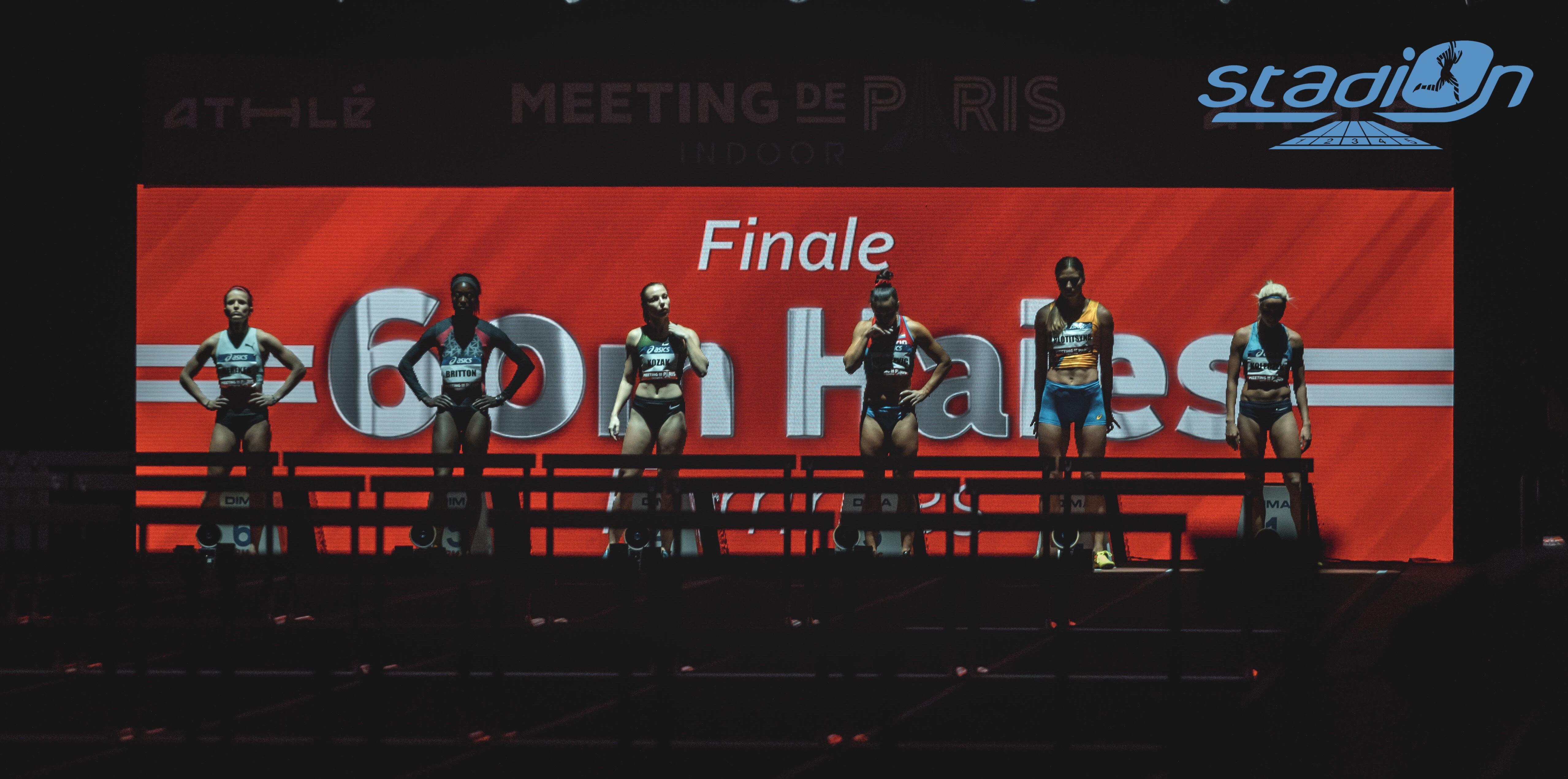 Stadion vous offre vos places pour le Meeting de Paris Indoor