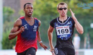 """Timothée Adolphe a remporté la première médaille d'or de la France dans ces Championnats du Monde handisport de Dubaï, lundi. Le Français s'est imposé sur le 400 m T11 en améliorant son record personnel dans le chrono de 50""""91."""