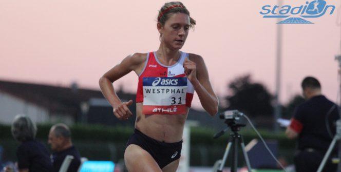 Première française de ce cross, porte d'entrée des Championnats d'Europe, Liv Westphal a livré une belle prestation.
