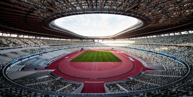 Tokyo a dévoilé dimanche son stade olympique, conçu pour affronter les fortes températures lors des Jeux olympiques l'été prochain (24 juillet-9 août).