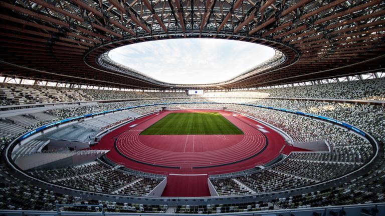 Jeux Olympiques 2020 : Tokyo dévoile son stade olympique