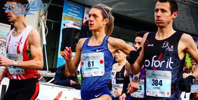 Jimmy Gressier a conclu son année 2019 par une troisième place sur les 10 km de la Corrida de Houilles ce dimanche dans l'excellent chrono de 27'43. De son côté, Liv Westphal a explosé le record de France en 31'15.