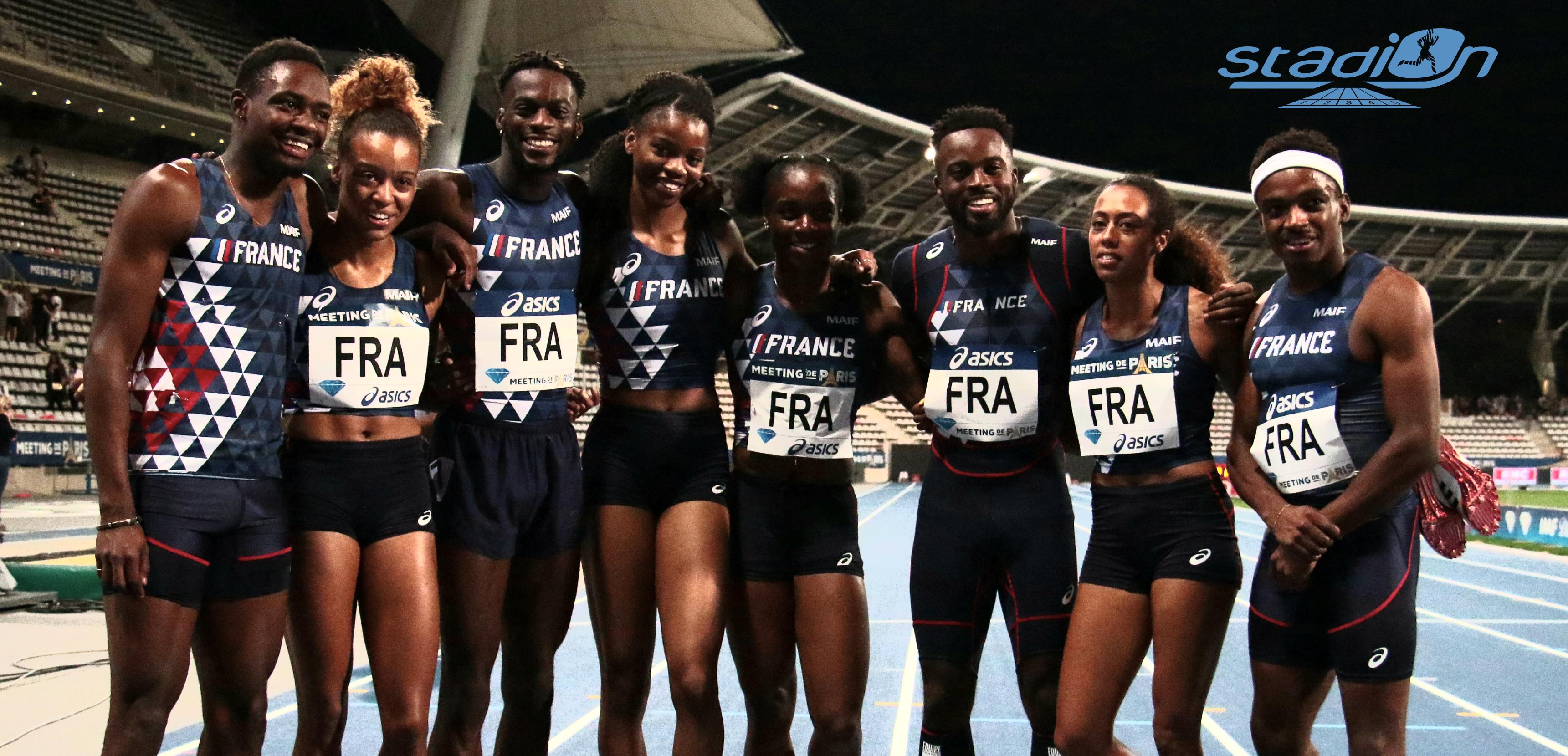 Les minima pour les Championnats d'Europe de Paris 2020 sont connus