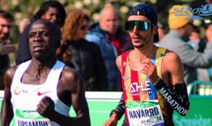 Le Marathon de Valence a particulièrement souri aux Français Nicolas Navarro (2h10'01) et Benjamin Choquert (2h11'11) qui ont décroché les minima pour les Jeux Olympiques de Tokyo ce dimanche.