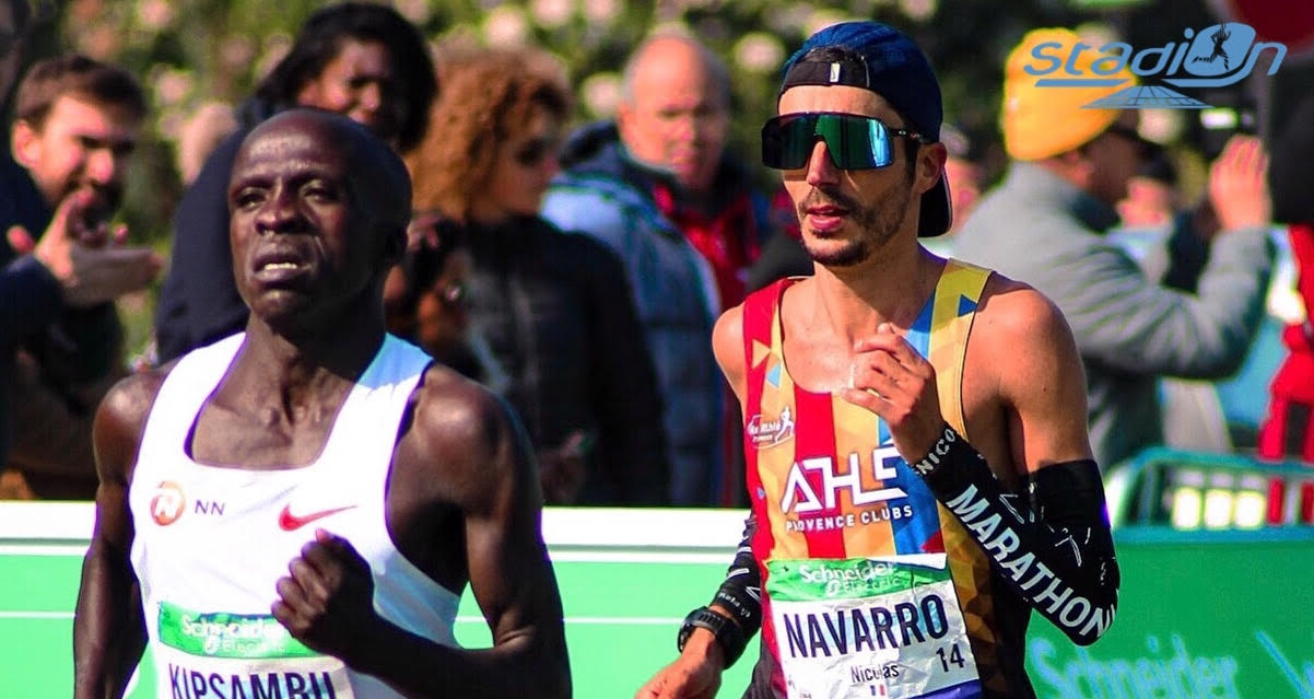 Marathon de Valence : Navarro et Choquert s'offrent les minima olympiques