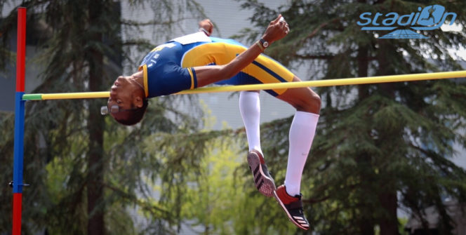 Plusieurs jeunes athlètes internationaux ontdécroché le titre lors des Championnats de Franceuniversitaires en salle à Rennes mercredi et jeudi. Nathan Ismar et Sébastien Micheau se sont montrés le plus en vue en franchissant 2,20 m à la hauteur.
