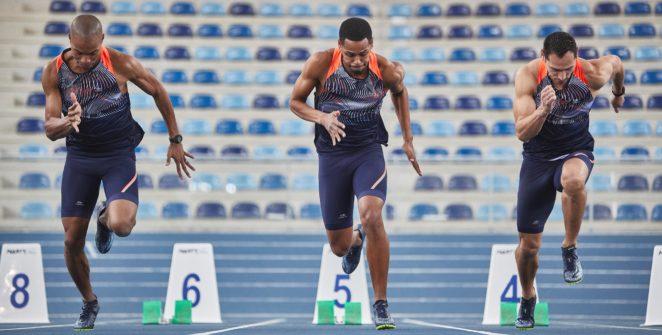 Cela fait des années que la marque Kalenji de Décathlon est avant tout associée au running. Mais 2020 sonne l'heure du changement chez le distributeur d'articles de sports avec le lancement de trois modèles de pointes d'athlétisme : sprint, demi-fond et sauts. Premier volet avec la présentation de l'AT SPRINT.
