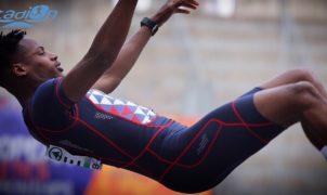 Lors du Perche Elite Tour d'Orléans samedi soir, Alioune Sene a frappé fort en égalant son record personnel avec une barre à 5,72 m. Chez les femmes, Ninon Guillon-Romarin s'est imposée avec 4,32 m.